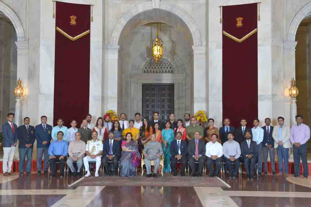 Rashtrapati Bhawan Training