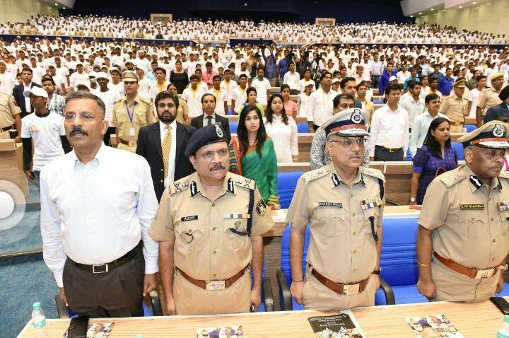 Delhi Police- YUVA Inauguration